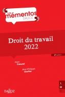 Droit du travail 2022