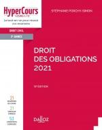 Droit des obligations 2021